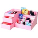 【買一送一】寢室化妝品收納小抽屜置物架【步行者戶外生活館】
