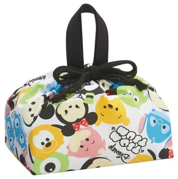 【小福部屋】日本製 (TUSM TUSM)SKATER 抽繩便當包 便當袋 托特包 野餐午餐保鮮盒用 【新品上架】