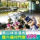 假期首選最酷行程東森山林美人湯X全台最大遊樂園六福村