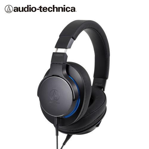 全新 鐵三角 ATH-MSR7b 便攜型耳罩式耳機【黑色】 台灣鐵三角公司貨