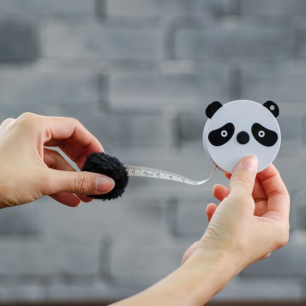 動物樂園捲尺-熊貓-生活工場
