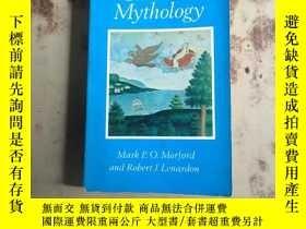 二手書博民逛書店classical罕見mythology(英文原版 古典神話)5