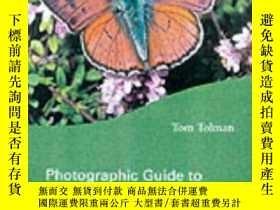 二手書博民逛書店Photographic罕見Guide To Butterflies Of Britain And Europe-