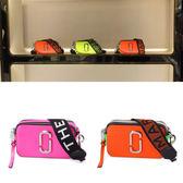 ■專櫃53折■Marc Jacobs M0014503 Snapshot 相機包 橘色/粉色
