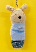 【震撼精品百貨】Gaspard et Lisa_麗莎和卡斯柏~絨毛吊飾-褲裝#10352