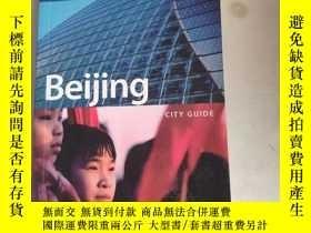 二手書博民逛書店(Lonely罕見Planet)Beijing:City Gui