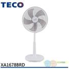 TECO 東元 16吋DC直流遙控立扇 XA1678BRD