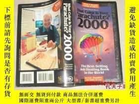 二手書博民逛書店What罕見Color is Your Parachute?Y1