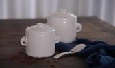 陶瓷隔水燉盅碗雙蓋燉罐燉罐湯煲