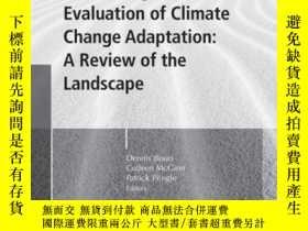二手書博民逛書店Monitoring罕見and Evaluation of Climate Change Adaptation: