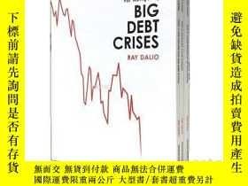 二手書博民逛書店大債務危機(華爾街對沖基金橋水創始人Ray罕見Dalio 新書)英文原版 Big Debt Crises