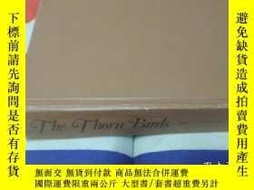 二手書博民逛書店The罕見Thorn Birds-英文原版《荊棘鳥》,罕見精裝1