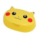 【震撼精品百貨】神奇寶貝_Pokemon~POKÉMON 皮卡丘 PIKACHU 濕紙巾(頭型盒裝) 日本製