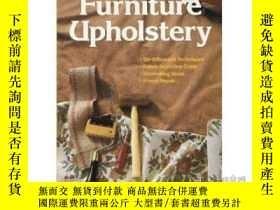 二手書博民逛書店Furniture罕見Upholstery (Sunset Books)-家具裝潢(日落書籍)Y443421