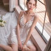 妙幻蕾絲性感睡衣女夏薄款吊帶睡裙情趣睡衣冰絲性感騷內衣短火辣