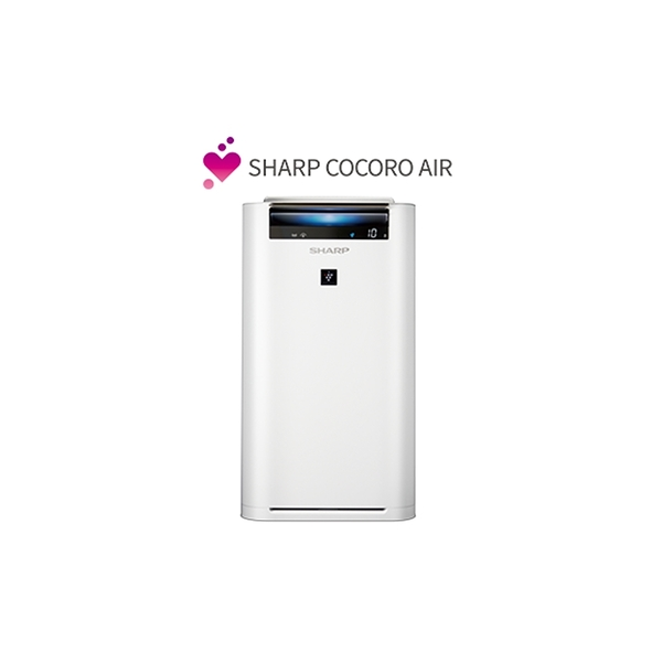 SHARP 夏普 14坪 日製原裝AIoT智慧空氣清淨機 KC-JH61T-W