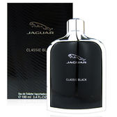 JAGUAR CLASSIC BALCK 黑爵 男性淡香水 100ml ◆86小舖 ◆