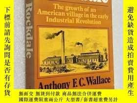 二手書博民逛書店Rockdale:罕見The Growth Of An Amer
