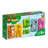 LEGO樂高 得寶系列 10885 我的第一套趣味拼圖 積木 玩具