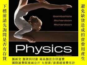 二手書博民逛書店罕見Physics-物理Y436638 Alan Giambattista... Mcgraw-hill Ed