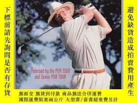 二手書博民逛書店Exercise罕見Guide to Better Golf-高爾夫運動指南Y361738 Frank W.