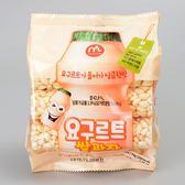 韓國【MAMMOS】優格風味米香棒70g(賞味期限:2019.10.30)