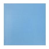 特力屋經典素色安全地墊-90x90x2cm-淺湖藍