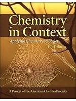 二手書博民逛書店《Chemistry in Context: With Onli