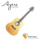 Ayers D-07手工民謠吉他 附木吉他硬盒【D07】