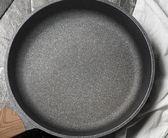 麥飯石平底鍋不粘鍋小煎鍋煎餅鍋牛排煎蛋鍋電磁爐燃氣灶通用 igo  夏洛特居家
