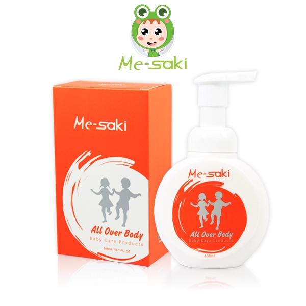 Me-SAKI 幼兒聖膚露 (6-12歲) 300ml