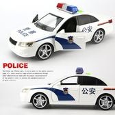 警車慣性兒童玩具男孩仿真工程汽車模型  zr421『小美日記』