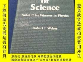 二手書博民逛書店Pioneers罕見of Science Nobel Prize