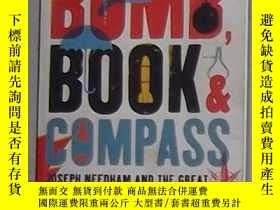 二手書博民逛書店英文原版罕見Bomb,Book and Compass by S