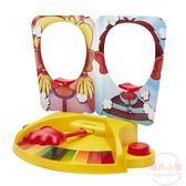 雙人打臉奶油砸派機拍臉機親子玩具互動桌面游戲兒童生日創意禮物【販衣小築】