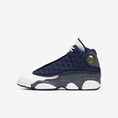 Nike Air Jordan 13 Retro (gs) [884129-404] 大童鞋 籃球 喬丹 潮流 藍 白