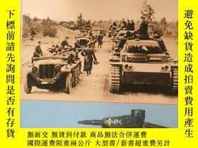 二手書博民逛書店Panzerwaffe罕見at war 1 Nuremberg
