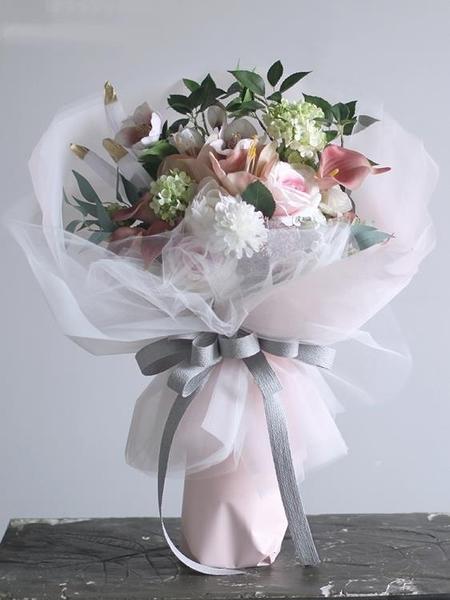 花束材料網紗包花紙