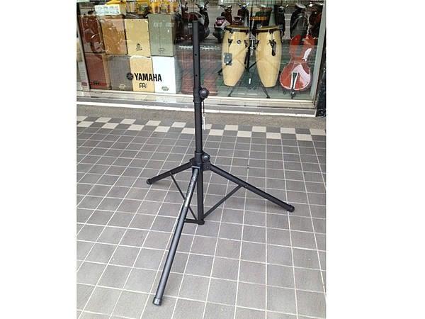 【金聲樂器廣場】全新 STANDER 粗架 喇叭架 鋁製 台灣製造 銀、黑兩色