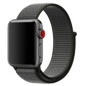 錶帶Apple Watch錶帶蘋果手錶錶帶iwatch1/2/3代尼龍運動回環38/42mm 野外之家