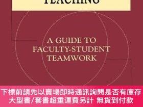 二手書博民逛書店預訂Student-Assisted罕見Teaching: A Guide To Faculty-Student