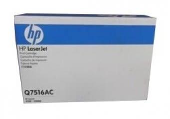 HP Q7516AC Q7516A/ MVC包裝 原廠黑色高容量碳粉匣