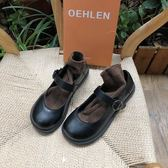 娃娃鞋2019夏季洛麗塔日系軟妹小皮鞋學生原宿復古大頭鞋可愛娃娃鞋女鞋 萊俐亞