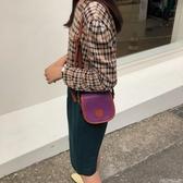 肥肥自制女包新款韓國ins撞色包斜背包單肩包網紅小包馬鞍包ATF 艾瑞斯生活居家