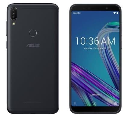 華碩 ASUS ZenFone Max Pro ZB602KL 4G/128G  6吋 大電量 獨立三卡插槽 / 現金價【黑】
