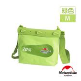 Naturehike 清漾可透視無縫防水袋 漂流袋 M綠色