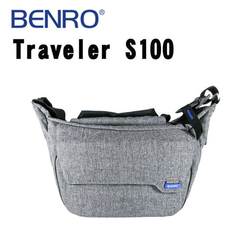 名揚數位  BENRO 百諾 行攝者 Traveler S100 單肩攝影包 單肩 側背包 勝興公司貨