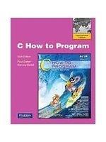 二手書博民逛書店 《C: International Version: How to Program》 R2Y ISBN:0137059663│DEITEL