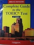 二手書博民逛書店 《COMPLETE GUIDE TO THE TOEIC TEST》 R2Y ISBN:9812432817│精平裝:平裝本