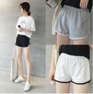 短褲 運動短褲S-2XL短褲女夏季薄款運動純棉新款睡褲寬松健身跑步闊腿褲550 ME054 用劵不發貨
